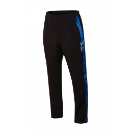 Andro T- Pantalon Lennox Noir/bleu