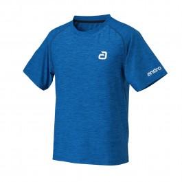 Andro T-shirt Alpha Melange Bleu