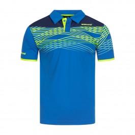 Donic Shirt Clash blue/yellow