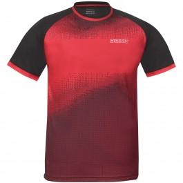 Donic T-shirt Agile Rouge/noir
