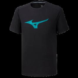 "Mizuno T-shirt Heritage Tee ""2"" Noir"