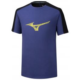 "Mizuno T-shirt Heritage Tee ""2"" purple"
