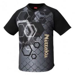 Nittaku T-shirt Sun Sun Noir (2092)