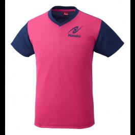 Nittaku T-shirt VNT-IV Pink (2090)
