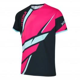 Xiom T-Shirt Hunter navy/pink