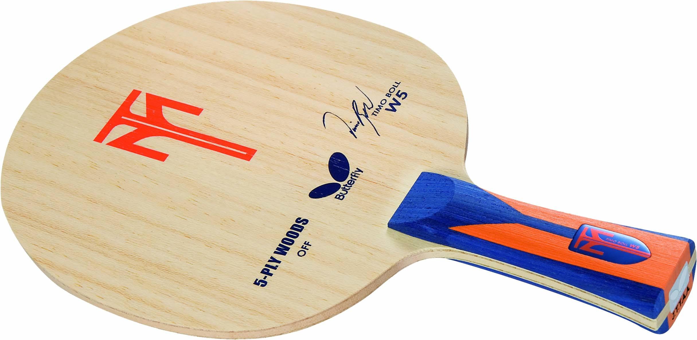 Butterfly timo boll w5 - Butterfly tennis de table france ...