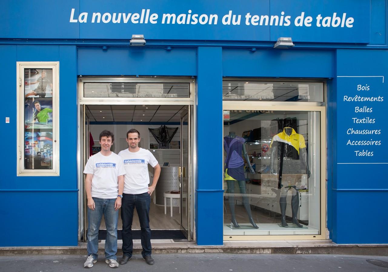 Magasin Tennis De Table