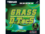 Voir Table Tennis Rubbers Tibhar Grass D.TecS acid green
