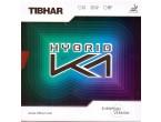 Voir Table Tennis Rubbers Tibhar Hybrid K1 European Version