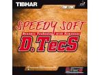 Voir Table Tennis Rubbers Tibhar Speedy Soft D.TecS