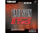 Voir Table Tennis Rubbers Tibhar Vari Spin D.TecS