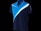 Voir Table Tennis Clothing Xiom Chemisette Jake Navy/a.bleu