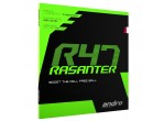 Voir Table Tennis Rubbers Andro Rasanter R47