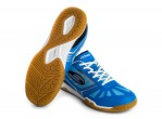 Voir Table Tennis Shoes Donic Chaussures Waldner Flex Iii Bleu