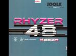 Voir Table Tennis Rubbers Joola Rhyzer 48