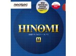 Voir Table Tennis Rubbers Neottec Hinomi-M