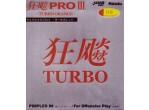 Voir Table Tennis Rubbers Nittaku Hurricane Pro 3 Turbo Orange