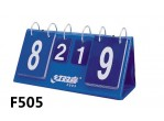 Voir Table Tennis Tables Scoreboard DHS F505
