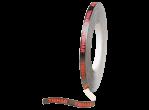 Voir Table Tennis Accessories Tibhar Edge Tape Classic 9mm/50m