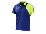 Voir Table Tennis Clothing Xiom Chemisette Ian 2 Bleu/lime
