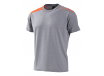 Voir Table Tennis Clothing Xiom T-shirt Kai Orange/gray