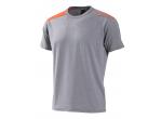 Xiom T-shirt Kai Orange/gray