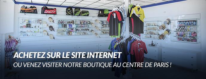 ACHETEZ SUR LE SITE INTERNET  OU VENEZ VISITER NOTRE BOUTIQUE AU CENTRE DE PARIS !